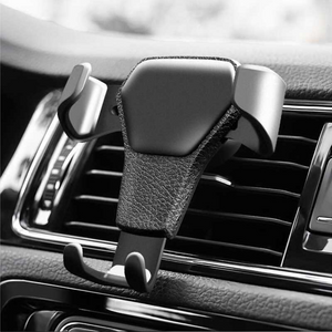 Universal Car Air Vent Cellphone Mount Stand. (2 Colors Available)
