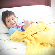 Doctor Recommended Weighted Blanket For Autism & Anxiety. (Kids & Adults)