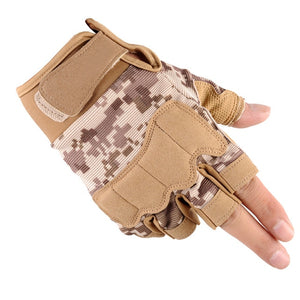 Tactical Sports Wrist Wrap Weight Lifting Gloves. (6 Styles Available)
