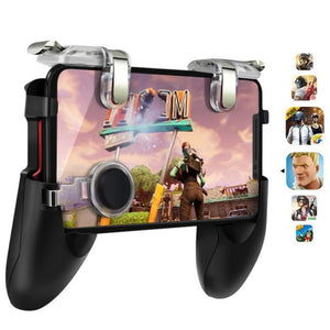 Universal Mobile Gamepad Controller. (Knives Out, Pubg, Rules of Survival, Critical Op And More!)
