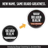 Beard Balm & Conditioner - Spiced Sandalwood