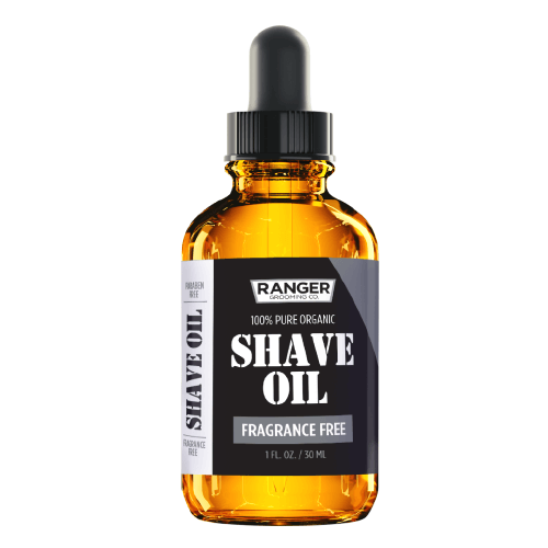Shave Oil - Fragrance Free