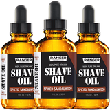 Shave Oil - Spiced Sandalwood