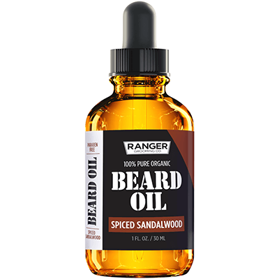 Beard Oil - Spiced Sandalwood