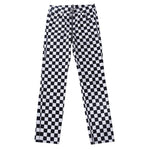 Talia Checkered Plaid  Zipper Pant - ShopHaya.com