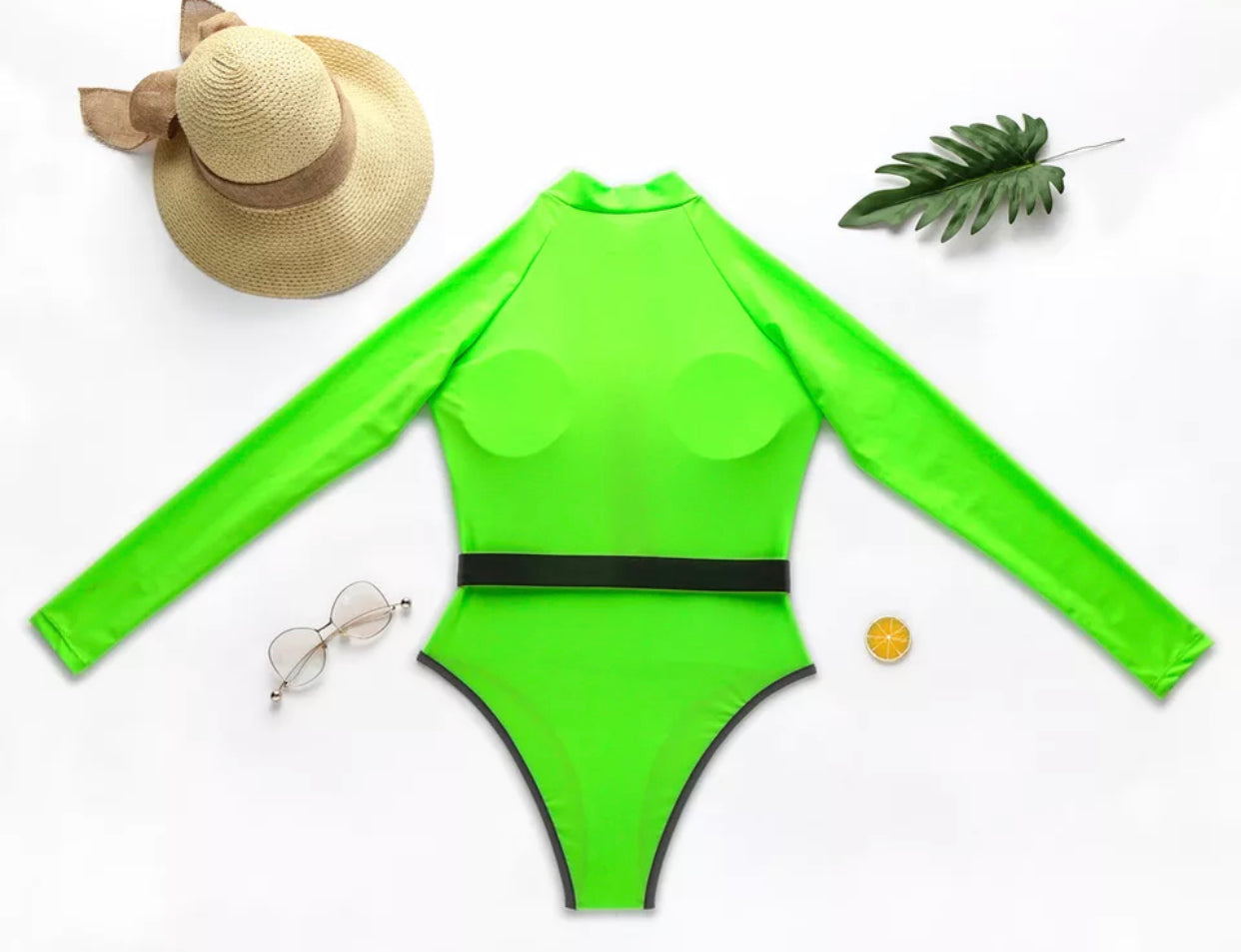 Carly Dreamy Long Sleeve Surfer Suit