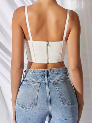Azalea Night Out Corset Top