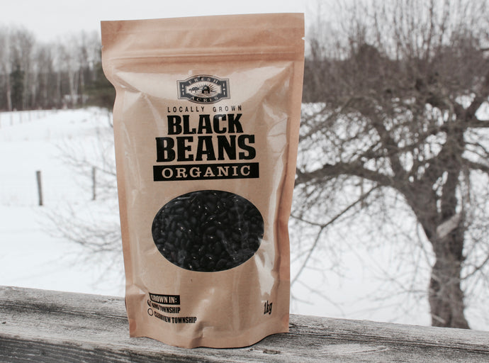 Fresh Acres' Best Ever Black Bean Soup