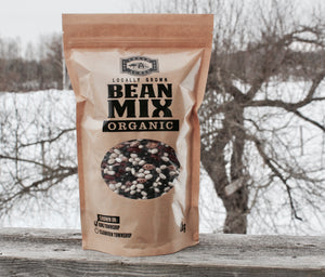 Certified Organic 4-Bean Mix