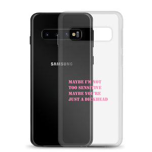 SENSITIVE | Samsung Case