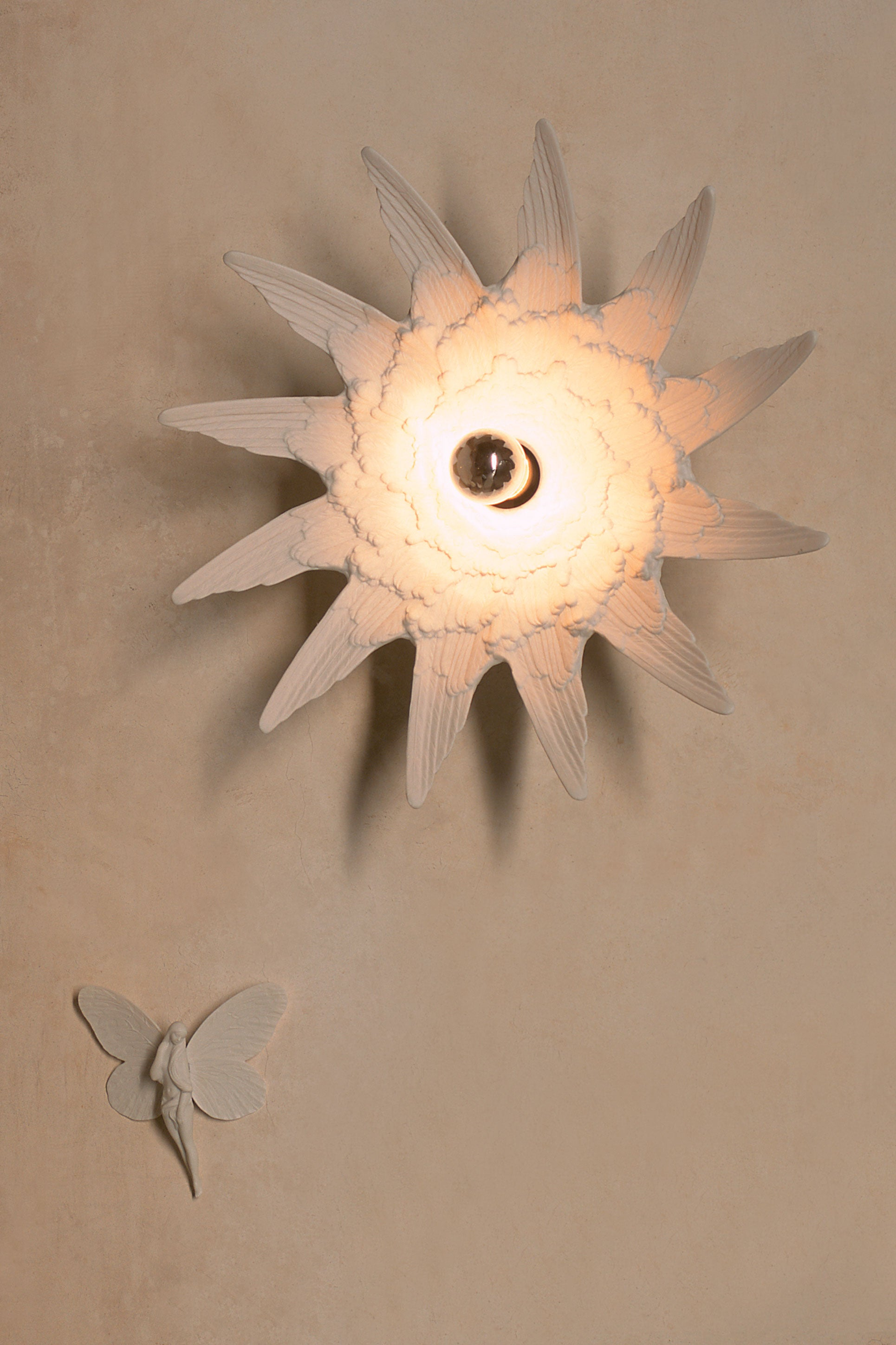 Lladro Papageno Light Lighting Design Bodo Sperlein