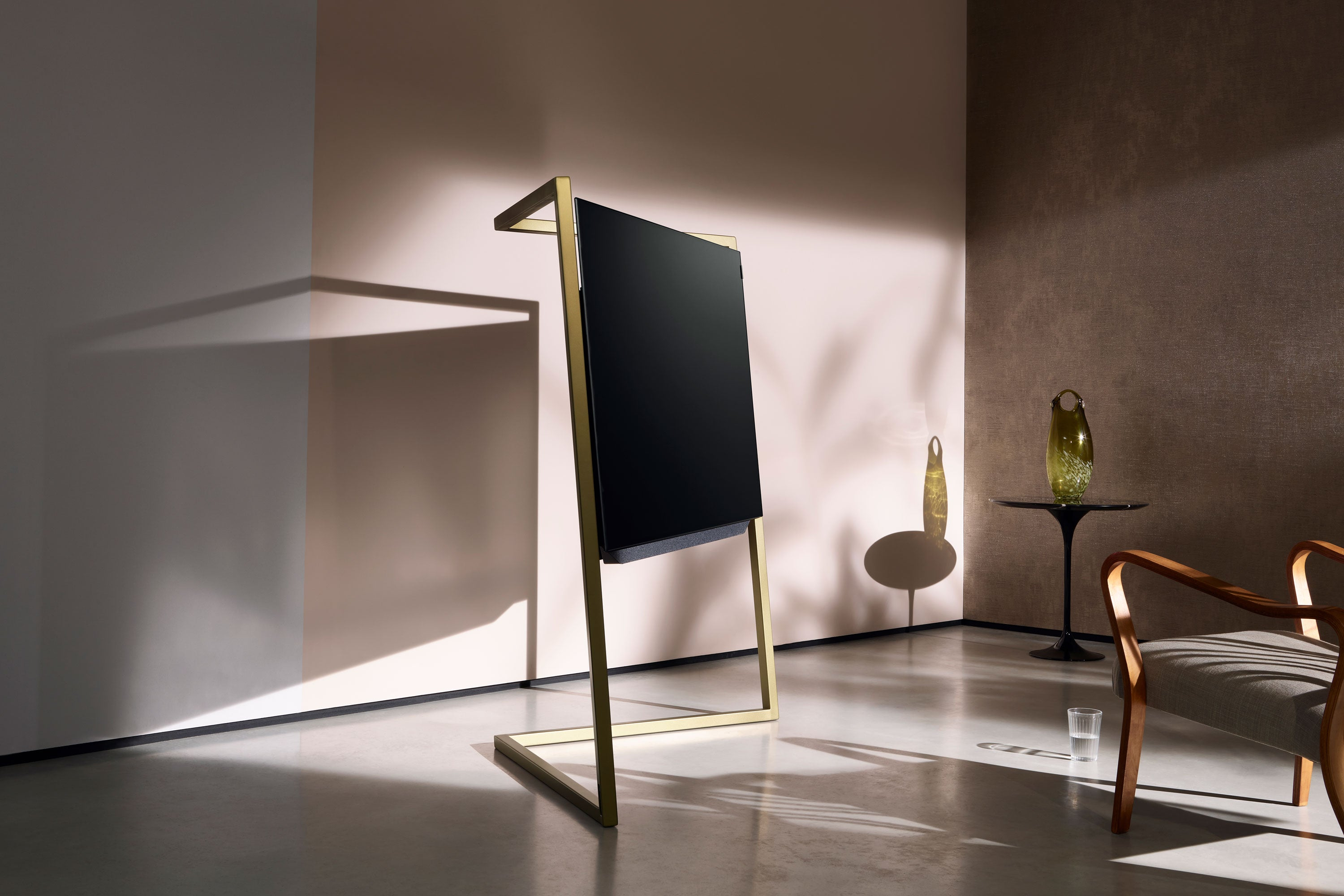 Loewe Bild 9 OLED Television Product Design by Bodo Sperlein