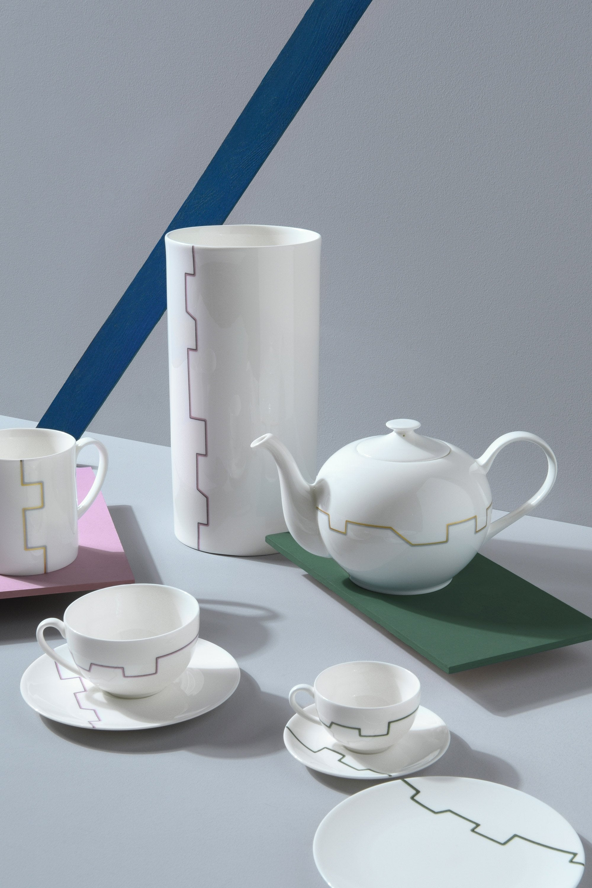 Bodo Sperlein Dibbern Avenue Fine Bone China Tableware Collection