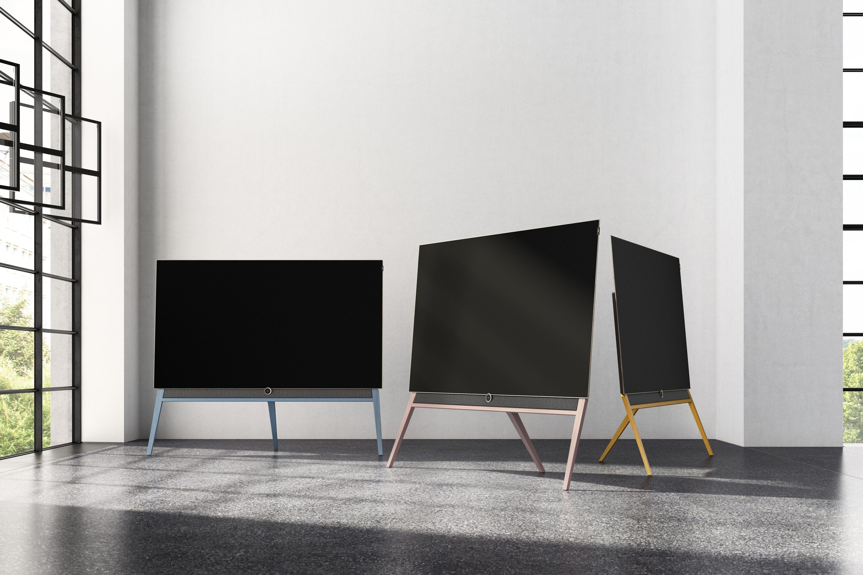 Loewe bild 5 OLED Colour Code Technology design by Bodo Sperlein