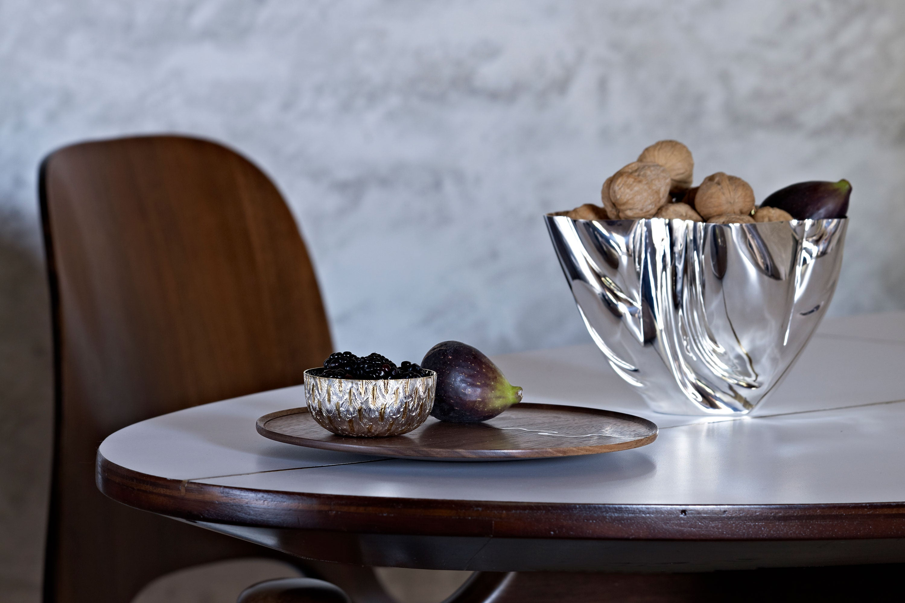 Tane Bespoke Silverware Collection designed by Bodo Sperlein