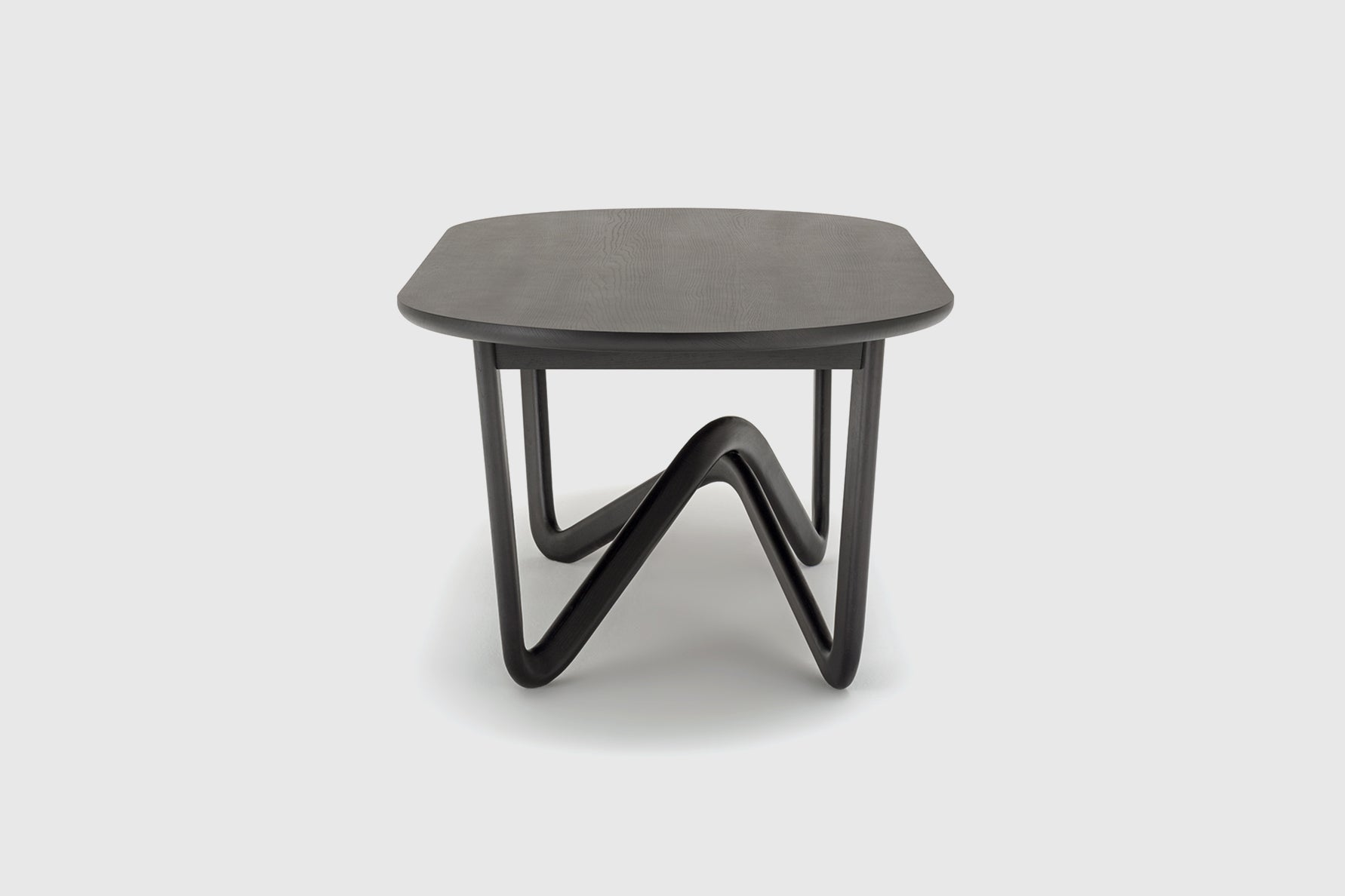 Bodo Sperlein Rolf Benz Black Oak Table 988