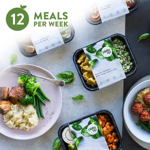 Weekly Meal Box | 12 Meals