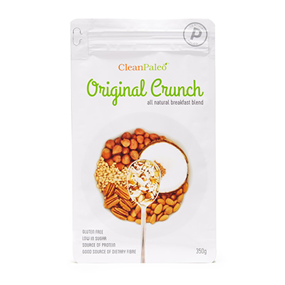 Clean Paleo Cereal - Original Crunch
