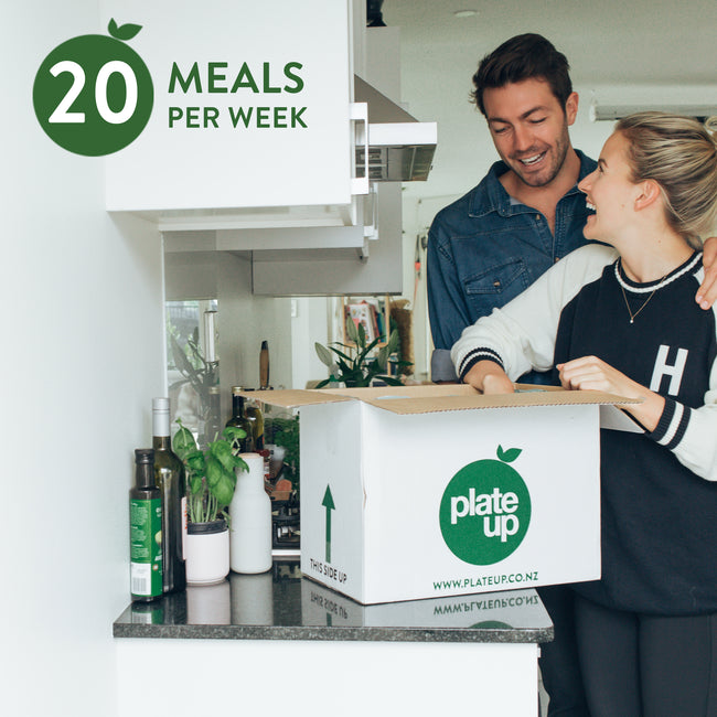 Weekly Meal Box | 20 Meals