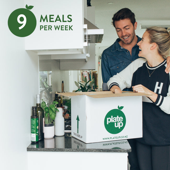 Weekly Meal Box | 9 Meals