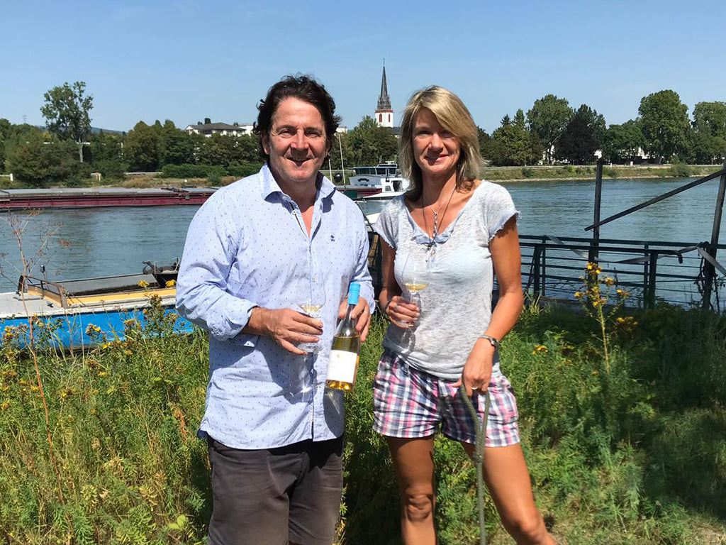 Visiting the Winemakers of Germany