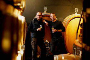Aldinger Wine - Steeped in History, Crafted by Brothers