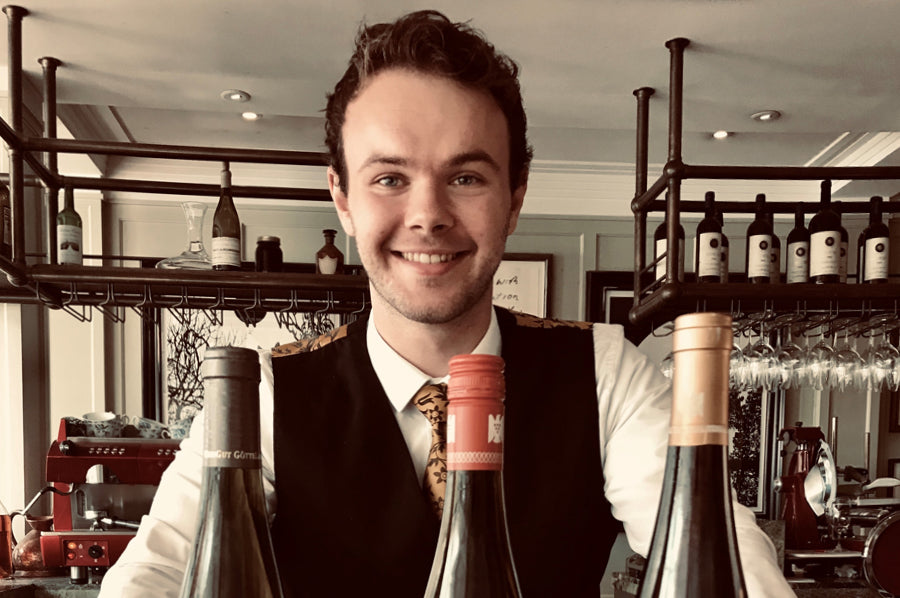 Sommelier Spotlight: Alex Dilley from Lime Wood Hotel