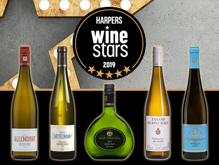 Our Winning German Wines Shine in the Harpers Wine Stars 2019 Awards