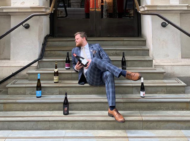 Sommelier Spotlight: Oliver Espersen from Kerridge's Bar & Grill