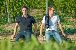 The Bischel Boys Bottle the Perfect Pinots and Refreshing Rieslings