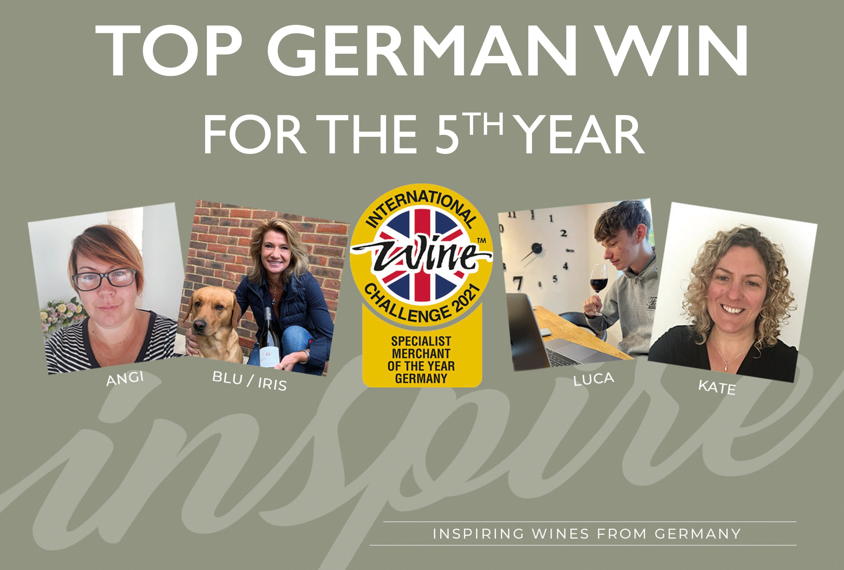 Top German Win at IWC Merchant Awards for the Fifth Consecutive Year