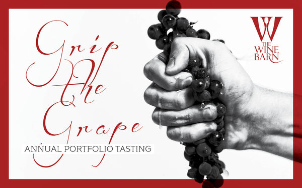 The WineBarn - Grip the Grape - Annual Wine Tasting 2020