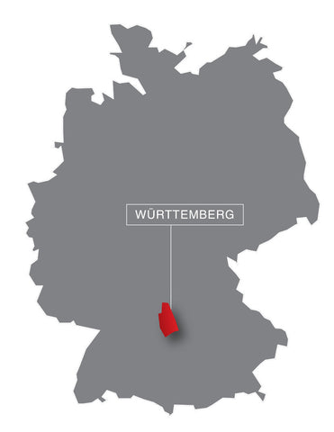 Germany, map, german wine, wine, wine region