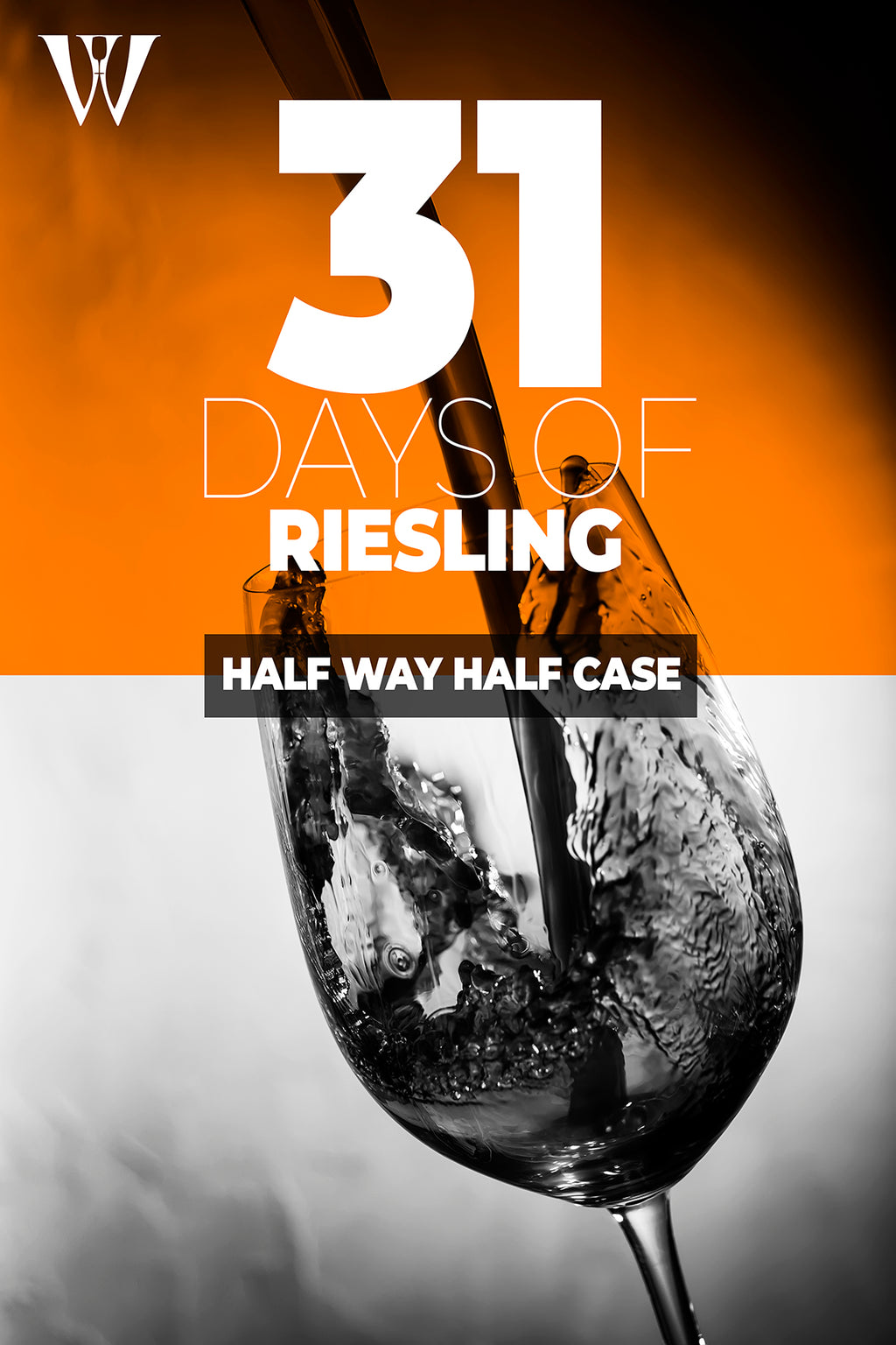 31 Days of German Riesling - Half Way Half Case (6 Bottles)