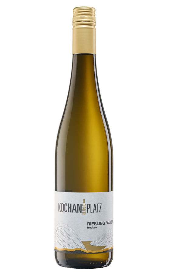 Kochan & Platz 2019 Riesling Alte Reben (Old Vines) dry white wine