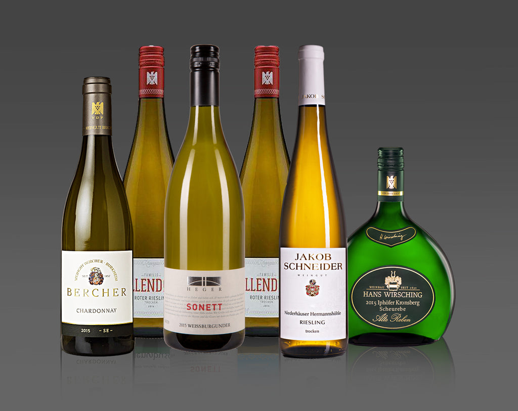 German Dry White Wine Case