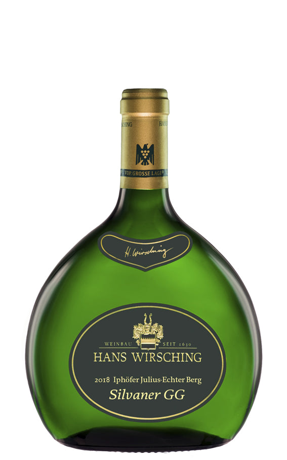 Wirsching 2018 Julius Echter Berg Silvaner Grand Cru dry white wine