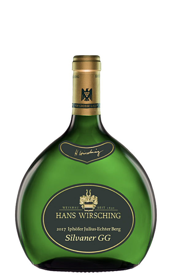 Wirsching 2017 Iphöfer Julius Echter Berg Silvaner Grand Cru dry white wine