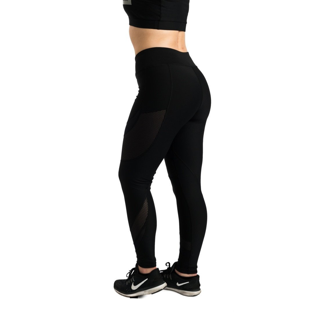 ELEGANCE MESH LEGGINGS