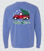 "2020 Valley Smoke ""Christmas"" Long Sleeve Tee"