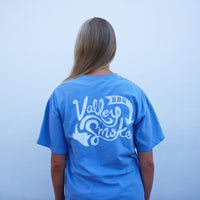 "Valley Smoke ""Signature"" Short Sleeve Tee"