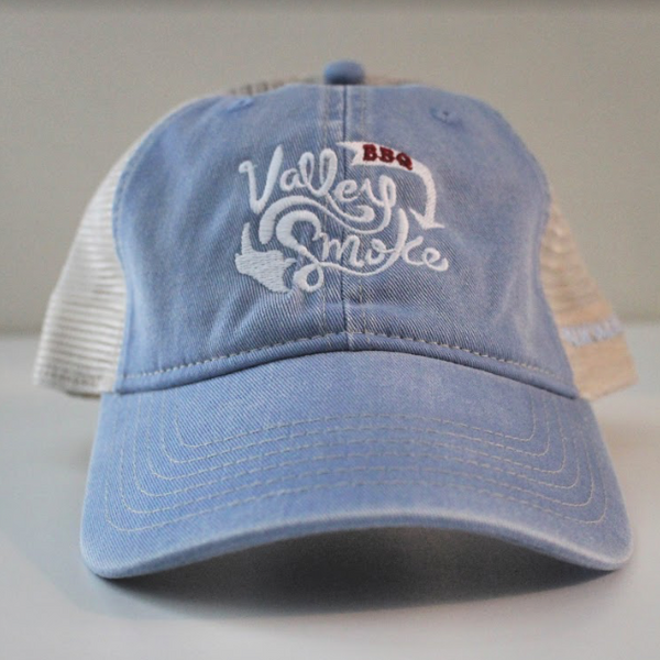 Valley Smoke Cornflower Hat