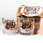 Valley Smoke Bourbon Glasses