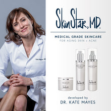 Dr. Kate Mayes Exfoliating Body Lotion for Aging and Acne