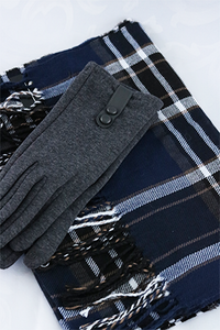 Holiday Box- Scarf and Gloves