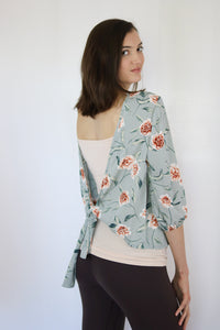 Sienna Rose Tie Back Top