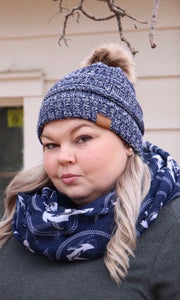 Infinity Scarf Nautical