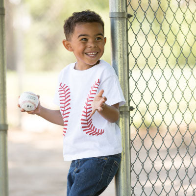 Baseball Shirt by Bambino Sport
