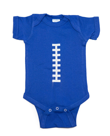 Football Blue & White Outfit