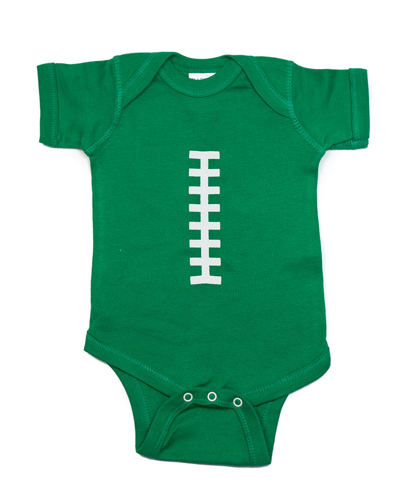 Football Green & White Outfit